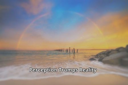 PerceptionTrumpsReality
